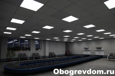 "Фото аэропорта ""Хибины"