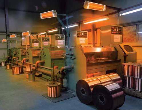 Способы отопления производственных помещений. Применение системы инфракрасного отопления