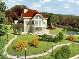 Загородная резиденция все секреты
