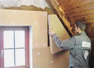 Выбираем материал для утепления стен