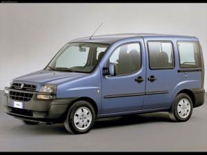 Шедевр итальянского автопрома - Fiat Doblo