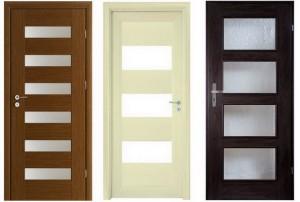 О выборе цвета для межкомнатных дверей