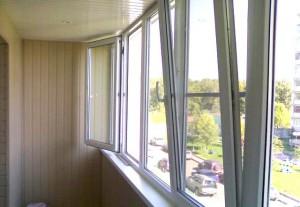 Остекление балкона легко!