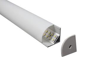 Использование профилей для светодиодной ленты