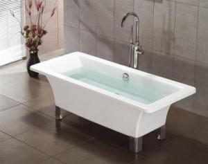 Чугунные, стальные и акриловые ванны