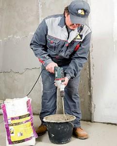 Как правильно выбрать сухие строительные смеси