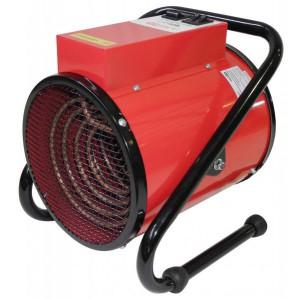 Использование промышленных тепловентиляторов