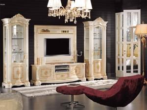 Итальянская мебель. Красота сквозь века.