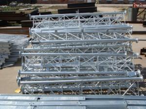 Преимущества и хранение металлоконструкций