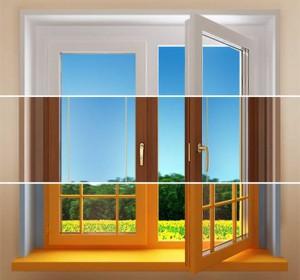 Как выбрать для загородного дома окна
