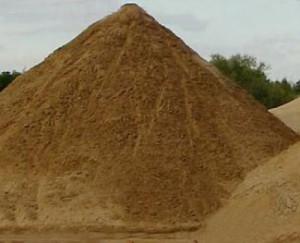 Как выбрать правильно песок строительный?