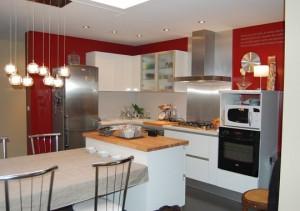 Выбор освещения для кухни