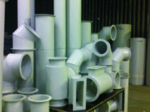 Как выбрать правильно вентиляционный воздуховод
