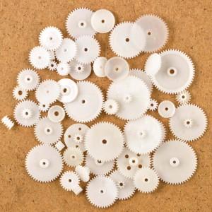 Мелкосерийное производство пластиковых шестерен