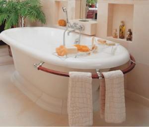 Выбираем ванну правильно чугун, сталь или акрил?