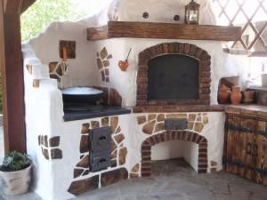 Выбор кирпича для постройки печей
