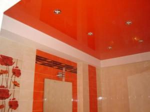 Как выбрать цвет натяжного потолка для комнаты