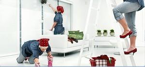 Уборка квартиры - страшно, аж жуть!