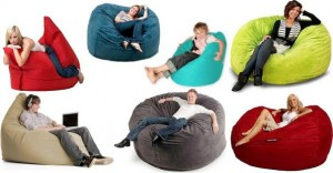 Чем лучше бескаркасная мягкая мебель?