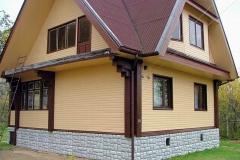 Материалы для обшивки стен дома важен