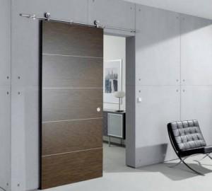 Раздвижные двери и перегородки в современном интерьере