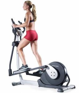 Эллипсоид - домашние тренировки в ногу со временем