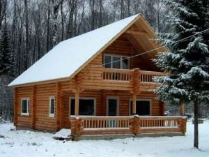 Какой дом из дерева лучше выбрать?
