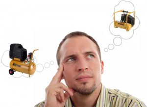 Как определить нужные параметры компрессора