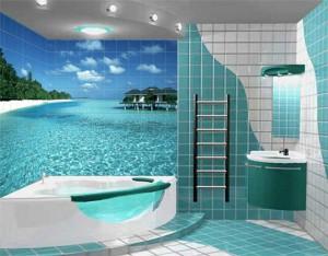 Выбираем дизайн для ванной