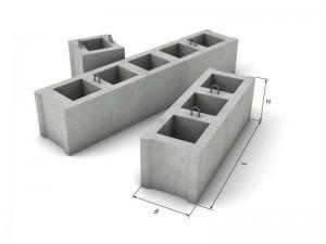 Выбор фундаментных блоков стен