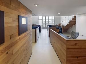 Проект интерьера офиса