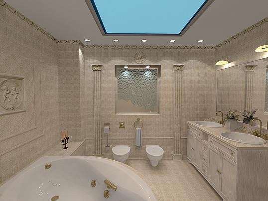 Как правильно подобрать светильники в ванную