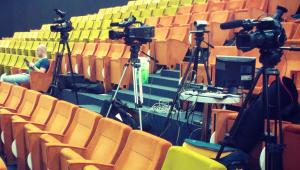 Видеосъемка конференций важный момент