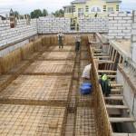Бассейн и этапы строительства