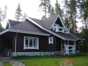 Финские каркасные дома это модно