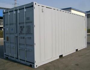 Двадцатифутовые контейнеры