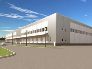 Строительство складских помещений на европейском уровне