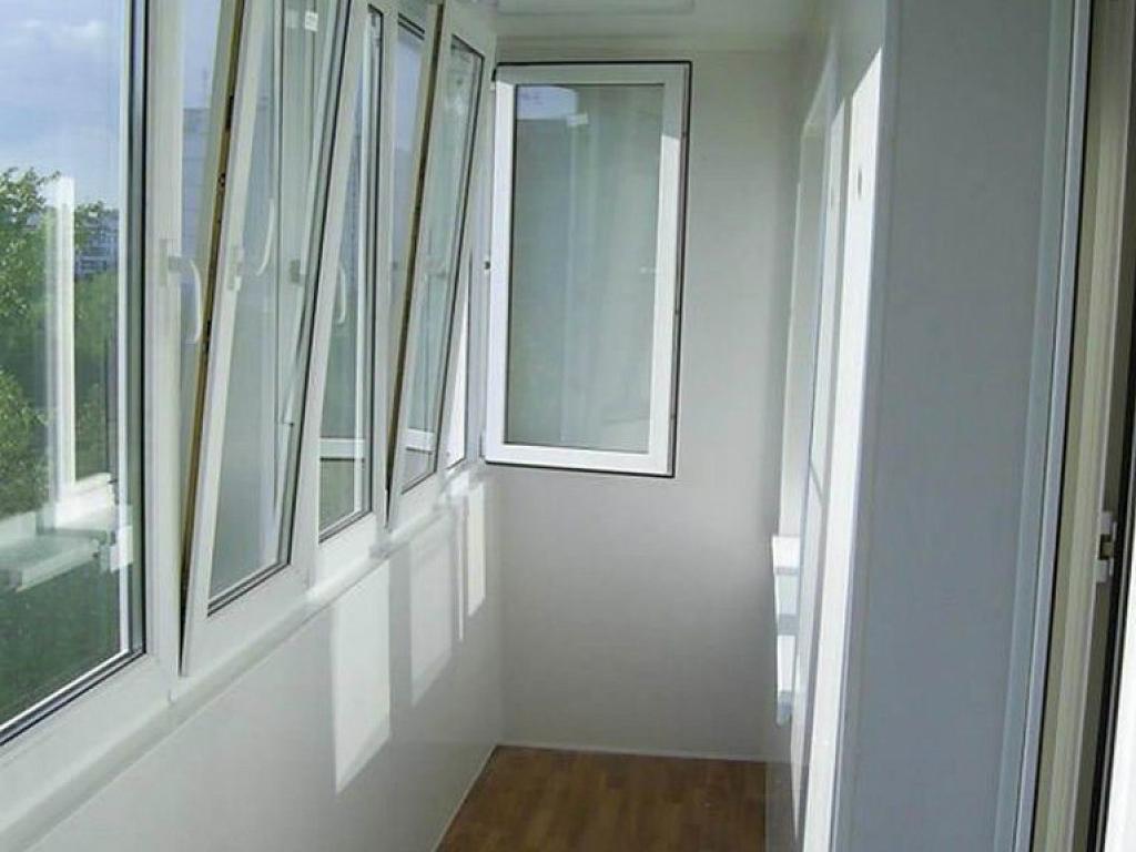 Как правильно остеклить балкон? новости.