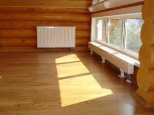 Отопление деревянного дома это просто