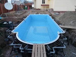 Строительство бассейнов для каждой дачи