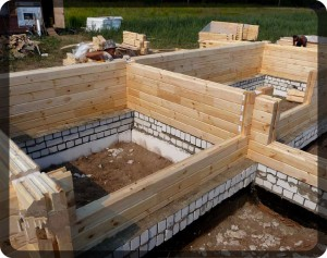 Ремонт деревянного дома начало