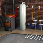 Беру газовое отопление для дома