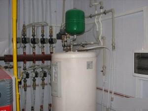 Ставим систему отопления загородного дома