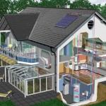 Нужно отопить загородный дом и нету газа